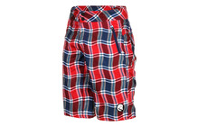 Maloja MonteM. Mota Heren Fietsshorts rood/zwart